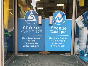 <b>Surf Shop Bordeaux: Avenue Nautique rejoint Sports Aventure!</b>