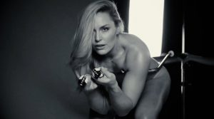 SKI : Lindsey Vonn is a model