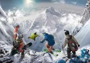 <b>Steep Game : La beta disponible !!</b>