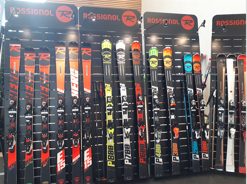 Gamme Skis Piste Rossignol 2019