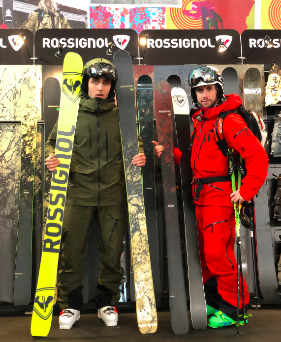 Skis Rossignol 2021 Ride Free